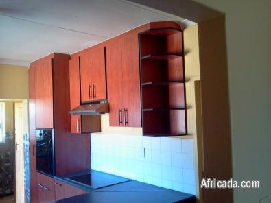 Buid-in Cupboards/Kicthen, Tilling, Ceiling, Painting