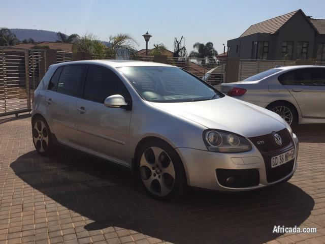 2008 Vw Golf 5 Gti Dsg Cars For Sale In Johannesburg Gauteng