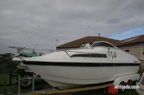 Flamingo 216 Cabin Cruiser Fishing Boat Boats Ships For Sale In Heidelberg Gauteng Africada Com Mobile 1497