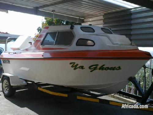 Cabana 5 Man Bay Boat With Cabin Excellent Condition Boats Ships For Sale In Durban Kwazulu Natal Africada Com Mobile 2412