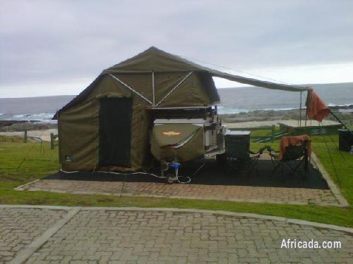 Picture of Jurgens Trailer XT75 with Tentco Rooftop Tent & Jurgens Trailer XT75 with Tentco Rooftop Tent | Other Vehicles for ...