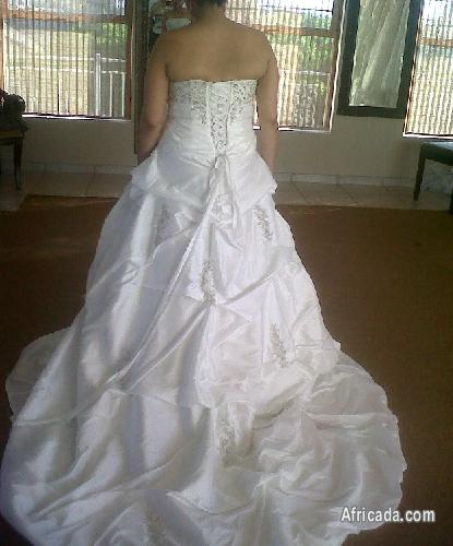 Wedding Dress For Hire For R3000 Fashion Clothing For Sale In
