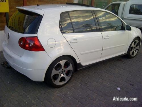 2008 Volkswagen Golf 5 Gti 2 0 Dsg Hatchback Cars For Sale In