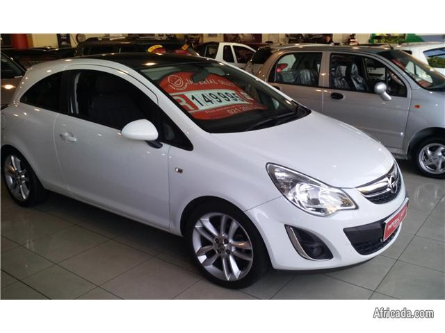 Picture of 2011 Opel Corsa 1. 4 Colour Edition 3-door White  sc 1 st  Africada.com & 2011 Opel Corsa 1. 4 Colour Edition 3-door White | Cars for sale in ...