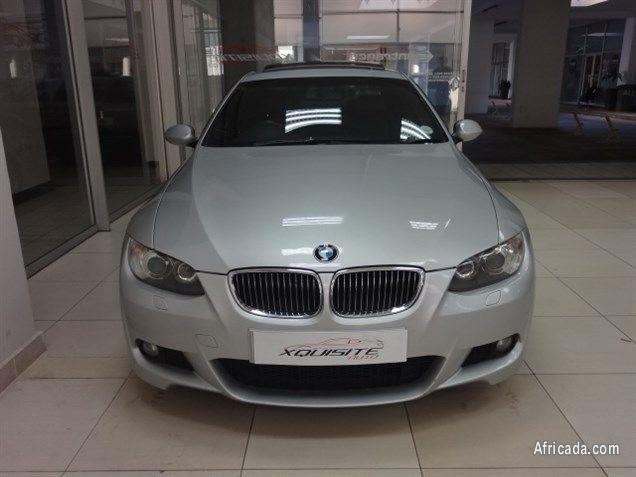 BMW Series Coupe I Steptronic Silver Cars For Sale In - 2009 bmw 325