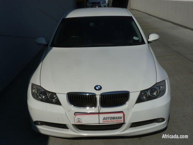 Picture Of 2007 BMW 3 SERIES 320d Auto Special White