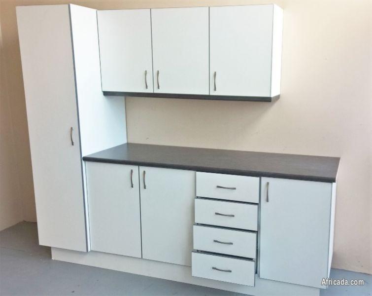diy kitchen cupboards western cape. picture of 7 piece diy melamine kitchen units for sale diy cupboards western cape