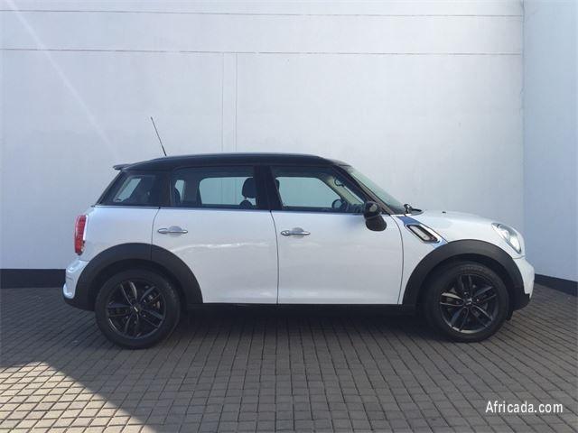 2011 Mini Cooper S Countryman White Cars For Sale In Boksburg