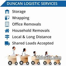 Moving Company Furniture Removals Duncan Logistics Movers